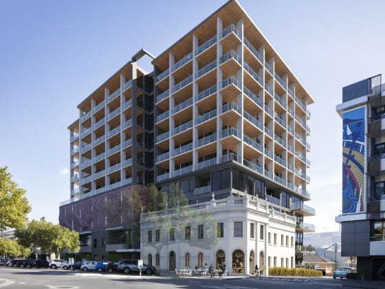The Ritz Geelong. Image: Integrated Development Solutions