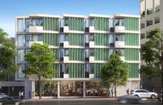 The Surry - 421-423 Elizabeth Street, Surry Hills. Image: Growthbuilt