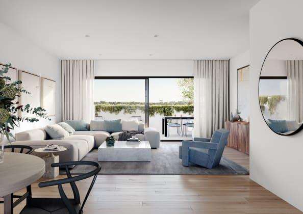 The Terraces - 20 Toorak Avenue, Croydon. Image: Capital Project Marketing