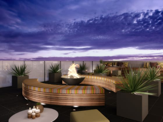 WLSN Rooftop - Image © Spec Property