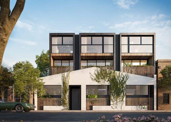 The Workshop, Collingwood. Image: Oz Property