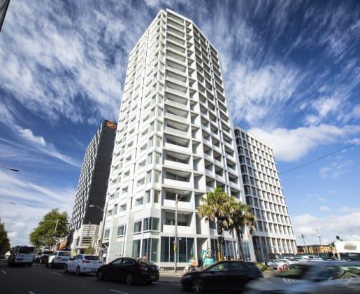 TNT Apartments - 1 Lawson Square, Redfern. Image: Deicorp
