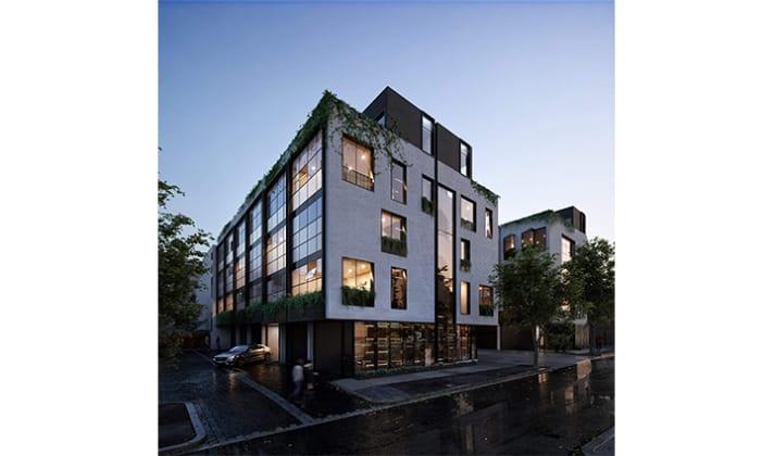Townhaus, West Melbourne. Image: Genton