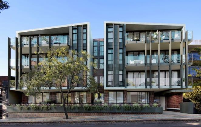 Twenty Two Courtney - 22 Courtney Street, North Melbourne. Image: Armsby Architects