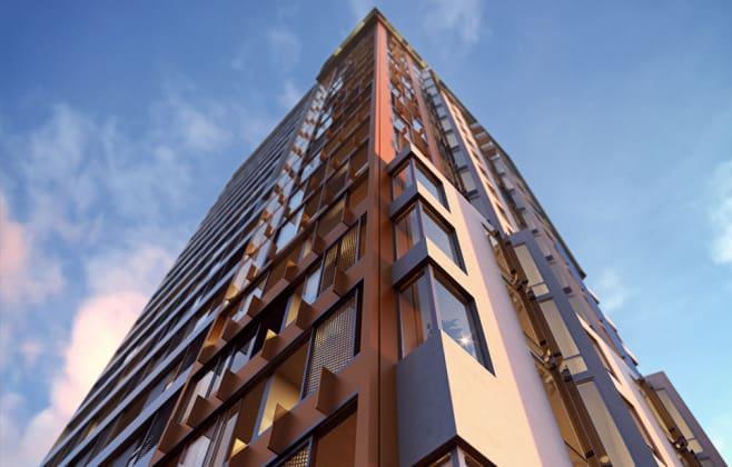 Vantage Residences - 229 Miller Street , North Sydney. Image: vantageresidences.com.au