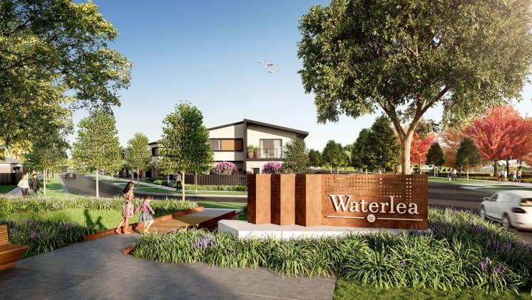 Waterlea - 1 Emmeline Place, Rowville. Image: Stockland