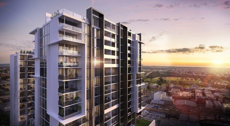 West Franklin - 142-150 Franklin Street, Adelaide - image: Brown Falconer