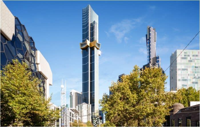 Australia 108 height