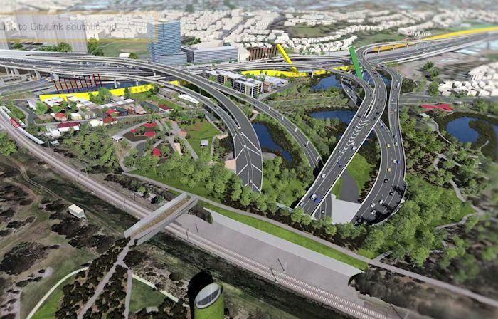 Jeff Kennett voices concerns over East West Link design