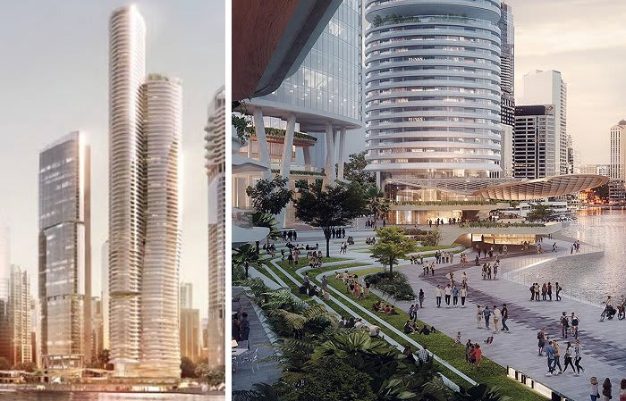 Dexus bids to deliver Brisbane a new Waterfront Precinct