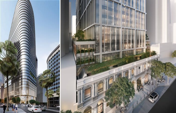 Brisbane and Sydney score significant office tower approvals
