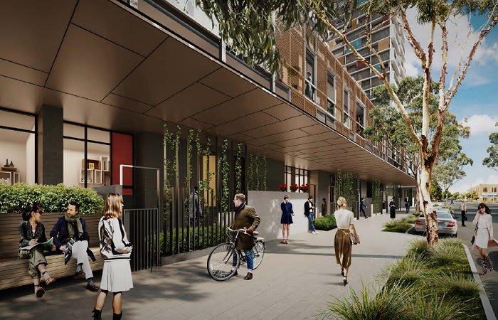 Bates Smart's St Kilda Road endeavour