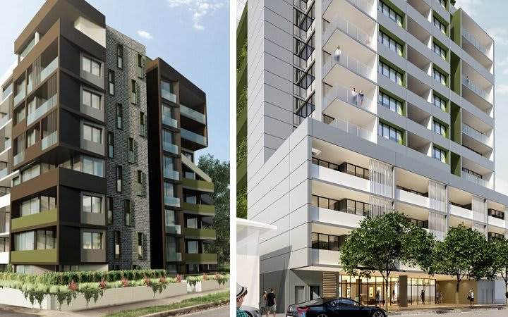 Kogarah and Homebush in line for further apartment projects