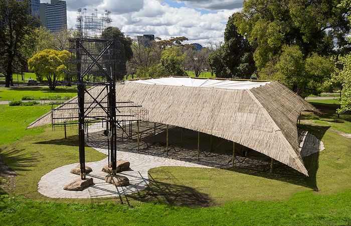 Richard Wynne to speak on design policy at MPavilion this evening