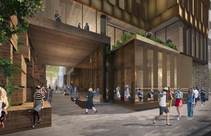 Blue Sky's ambitious student accommodation project: 42-50 La Trobe Street