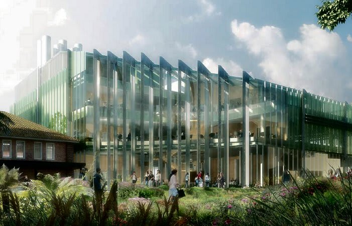 University of Melbourne adds another design showpiece to their Parkville campus