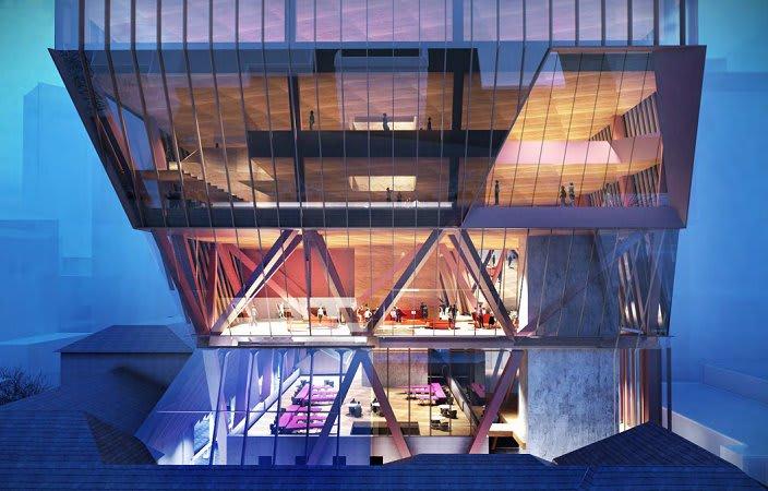 VU reworks its Queen Street Precinct tower plans