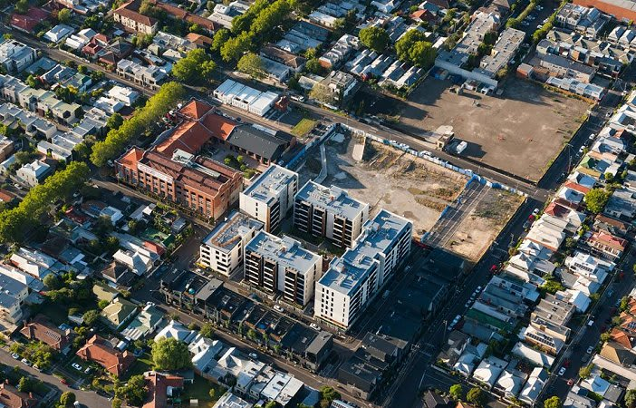 Lendlease revisits Richmond's GTV9 site