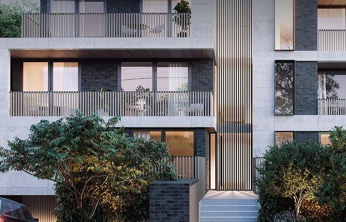 Melbourne's inner east keeps the apartment light burning bright