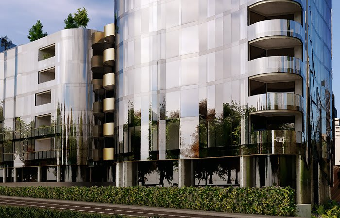 Devitt takes aim at the pinnacle of Melbourne's luxury apartment market