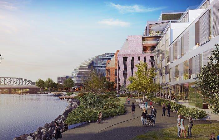 A vanguard West Melbourne regeneration project receives CoM backing