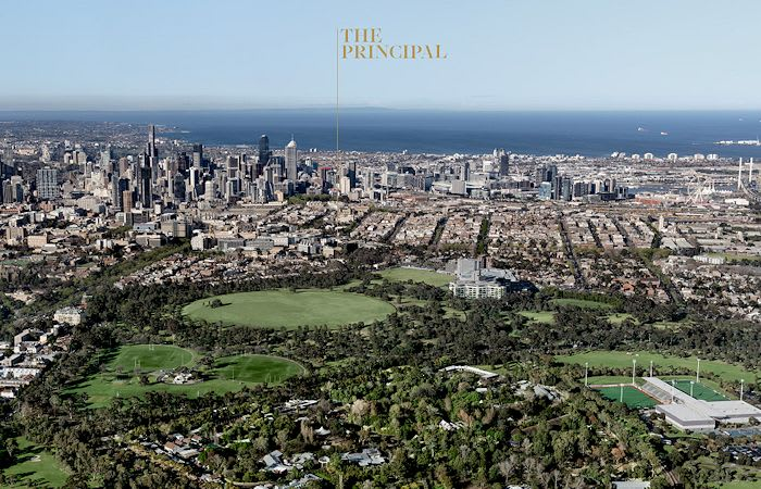 The Principal: Flemington Road's latest addition