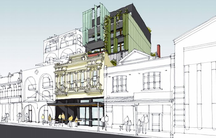 Brunswick's progressive apartment design dynamic gains another devotee
