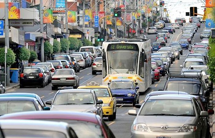 Don't panic! Traffic congestion is not coming for our cities