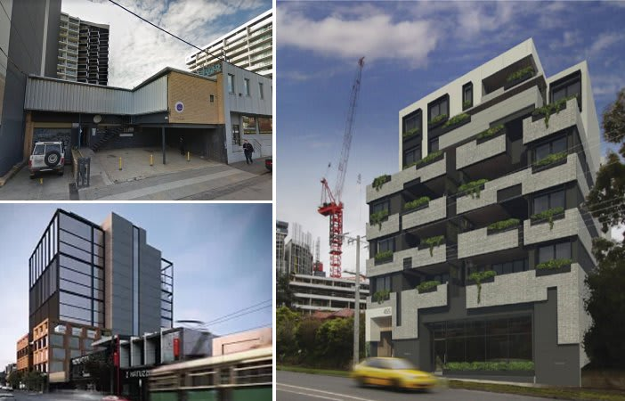 Melbourne planning and development news in brief