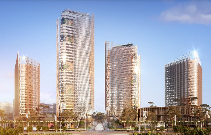 Further details emerge for Western Sydney's proposed World Trade Centre