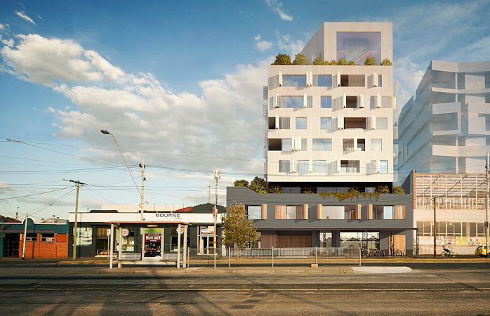 Clifton Hill in for a dose of the high life with 17 levels planned