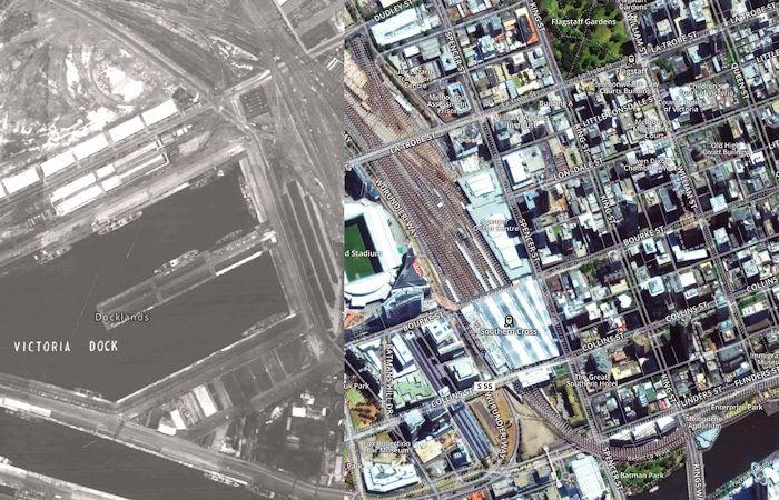 Melbourne: How you've changed in 70 years - but for the better?