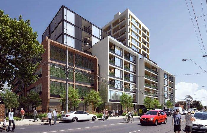 JW Land's Park Street proposal goes down a different design path