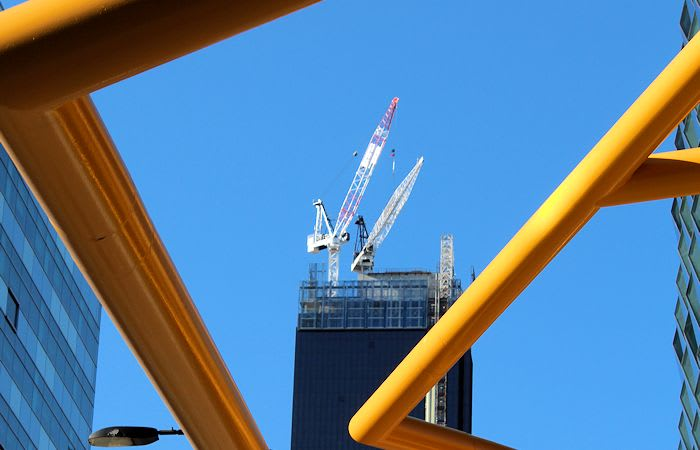 ABS figures an indicator of Victoria's construction strength