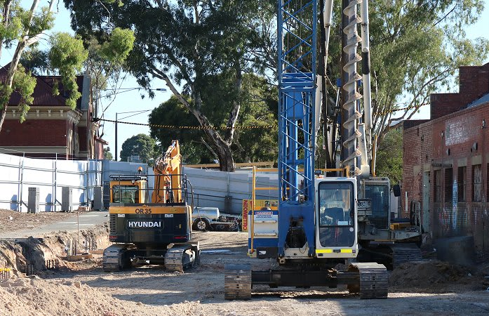 Jewell Station apartments begin construction, Ormond Station tower lowered in height
