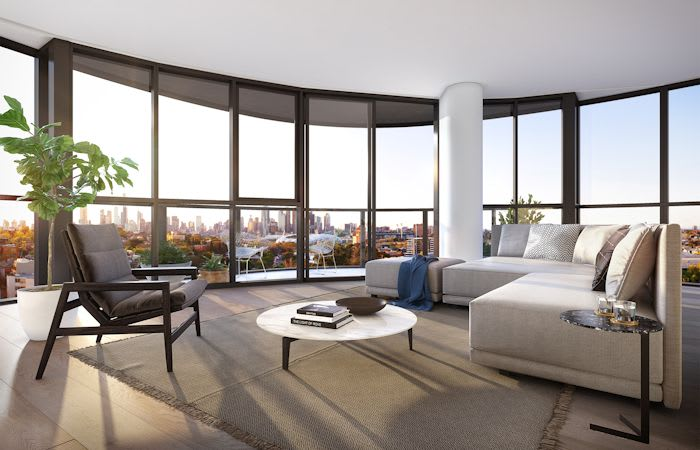 The boomer-boom: 55 Claremont targets the luxury apartment market