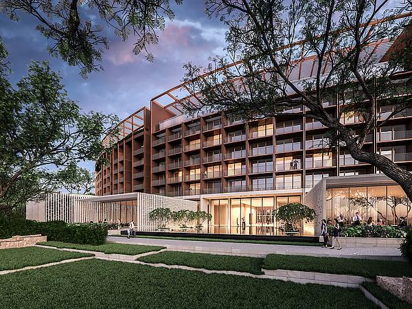 Bates Smart designs new Westin for Australia's top end
