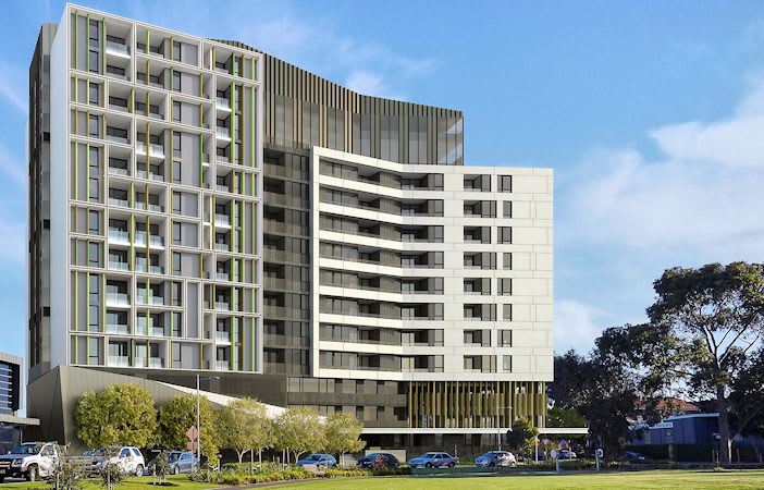 A Parkville vision finally realised