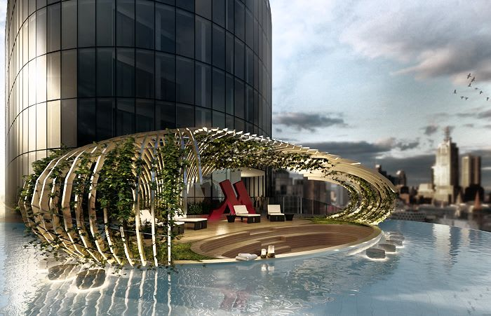 Marriott Docklands adds to the Melbourne hotel mix