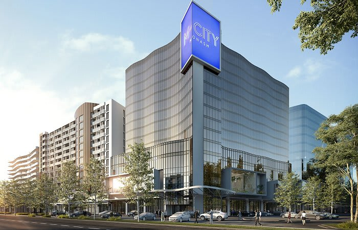 Melbourne's largest suburban mixed-use development becomes reality