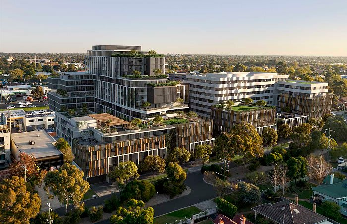 Viapac Group launches Oakleigh's largest development