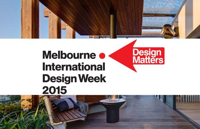 Melbourne International Design Week: Urban Melbourne's choice events