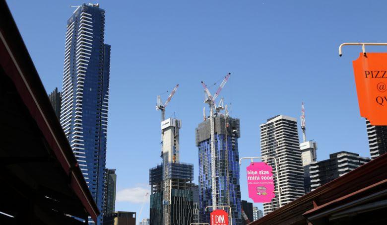 City Under Construction: 22 Oct 16
