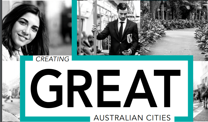 Property Council weighs into urban debate with its Great Cities research project