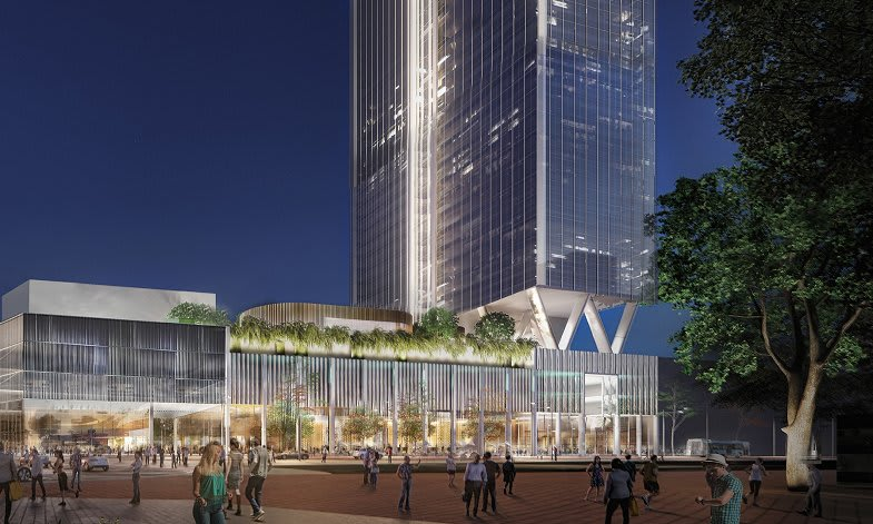 Parramatta bulks up with another Barangaroo-sized commercial tower proposal