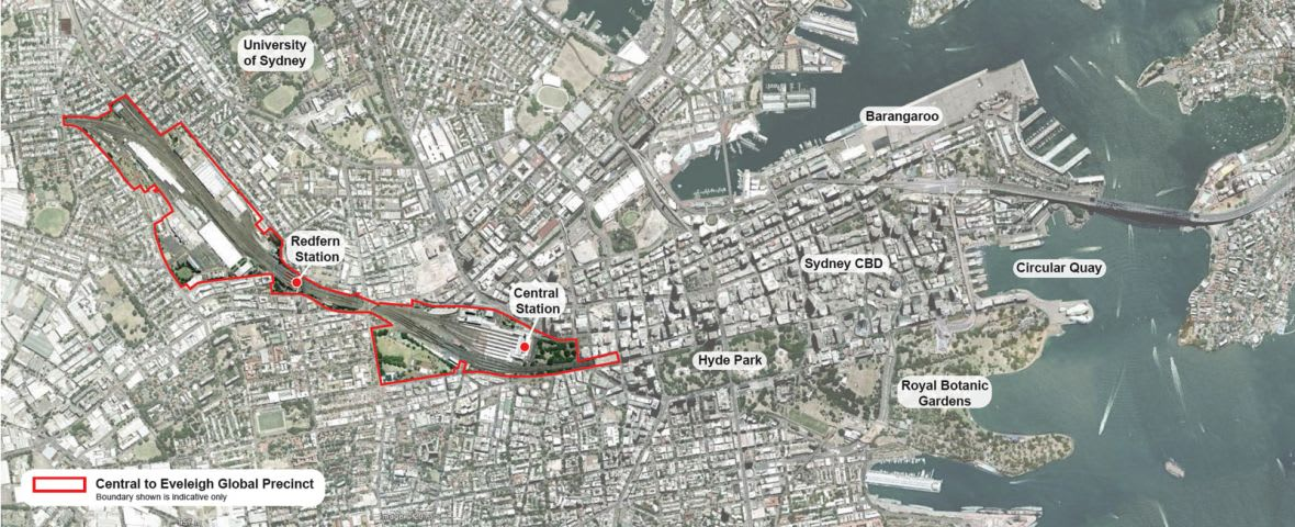 Sydney comes up with a smokey plan to deck over its rail lines