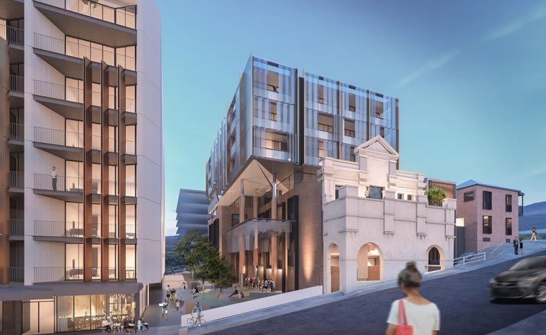 Iris Land pushes on with Stage Two of East End Newcastle