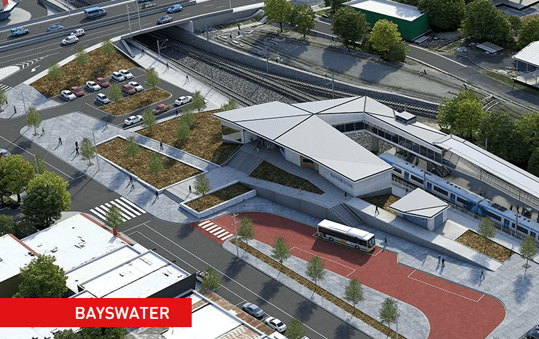 Bayswater next in line to see level crossing removals