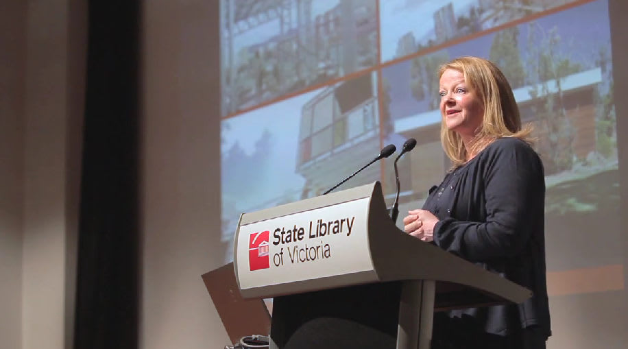GMUG 2013: Sarah Backhouse on density, prefabrication and the future of cities