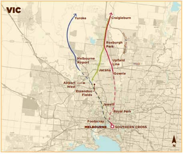 Harnessing High-Speed Rail in regional cities